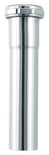 Plumb Craft 7632700N 1-1/2-Inch by 12-Inch Sink Tailpiece Extension Tube