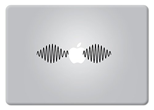 Adesivo in vinile per Apple MacBook Air Pro Retina con logo Arctic Monkeys