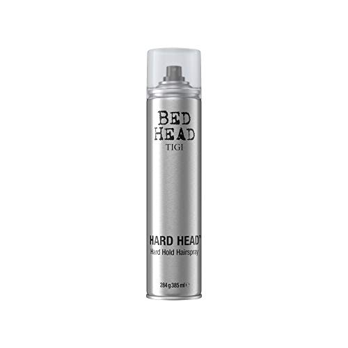 TIGI Bed Hard Head Extra Strong Hold Hair Spray, 10.6 Ounce