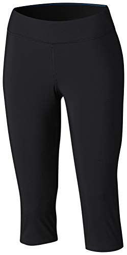Columbia Women's Back Beauty Capri Pants, -black, XS