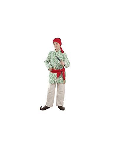 DISBACANAL Disfraz de Hindú para niño - -, 12 años