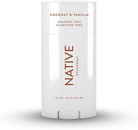 Native Deodorant Natural Deodorant for Women and Men Vegan Gluten Free Cruelty Free Contains product image