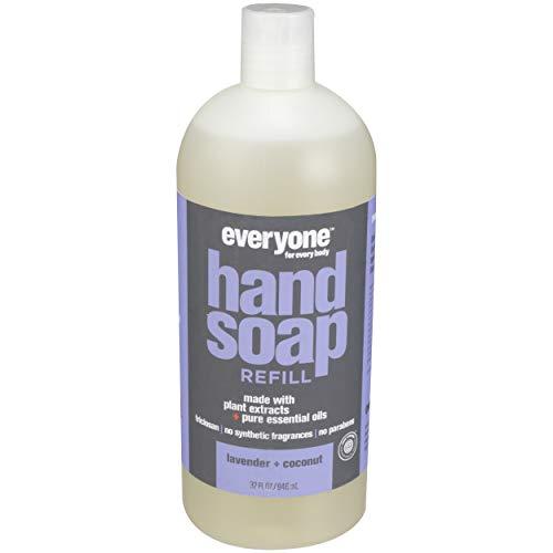 EO, Hand Soap Refill Lavender Coconut, 32 Fl Oz