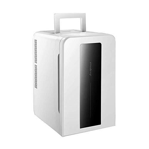 LXYZ Refrigerador eléctrico 22l de Gran Capacidad Mini refrigerador de Coche para el hogar 12v / 220-240v Refrigerador de Viaje Refrigerador de Coche para Camping y hogar