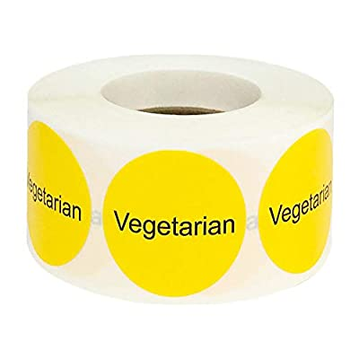 vegetarian sticker