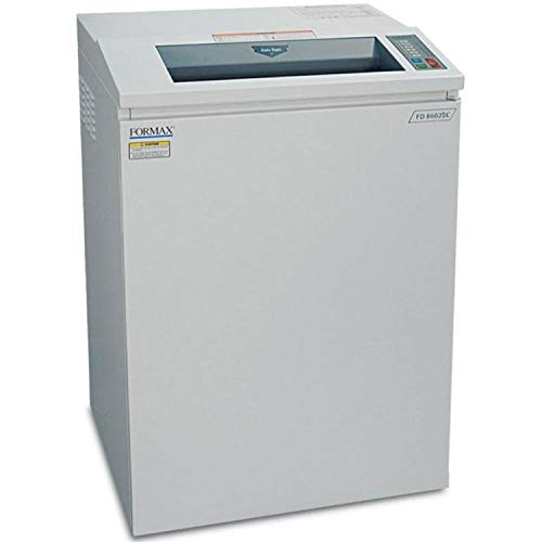 Best Price Formax FD 8602SC Office Shredder, Strip-Cut, 31 Sheet Capacity, Lot of 1