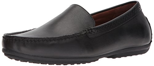 Polo Ralph Lauren Men's Redden Driving Style Loafer, Black, 13 D US