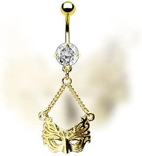 masquerade com jewelry