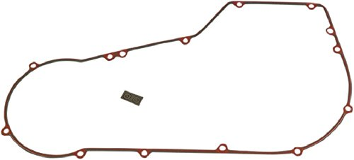 Orange Cycle Parts Primary Cover Gasket w/Bead for Harley Dyna 1989-2005 and Softail 1994-2006 by James Gasket JGI-60539-89-X