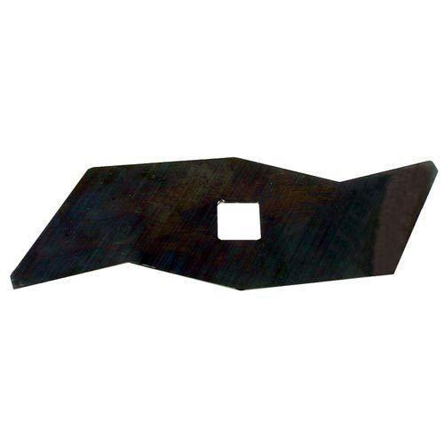 Messer-Vertikutierer für AL-KO Modelle 360VE, 380vb-s, h.b.o.- V1600–L: 156mm, Ø: 14,3mm ersetzt Herkunft: 510504