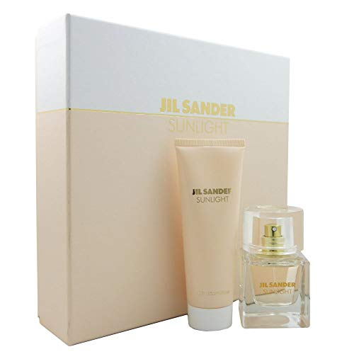 Jil Sander - Sunlight Set - 40ml EDP + 75ml Body Cream