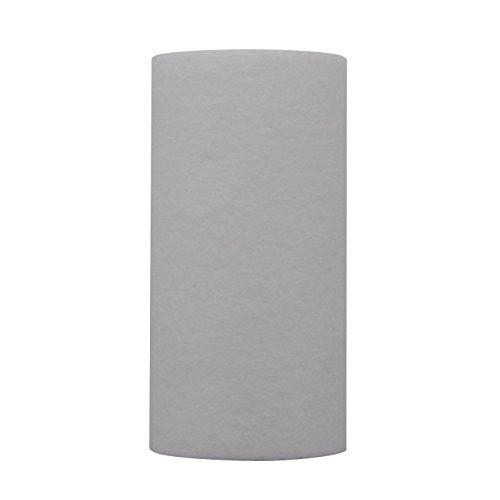 Tier1 P5-478 5 Micron 5 x 2.5 Spun Wound Polypropylene Sediment Pentek Comparable Replacement Water Filter