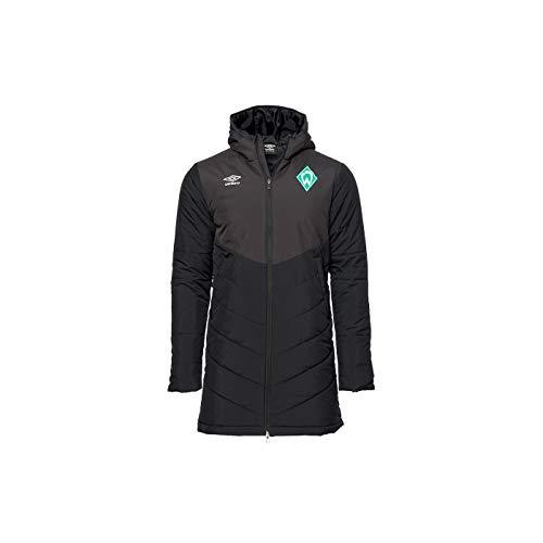 Umbro Deutschland Werder Bremen Padded Jacket - XL
