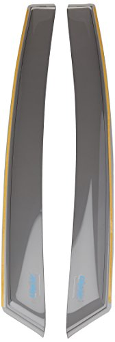 Déflecteurs latéraux Master (arrière) compatible avec Toyota Prius+ Wagon 2012-