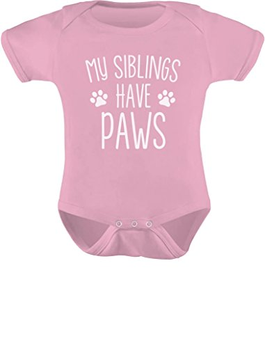 10 best my siblings have paws onesie for 2020