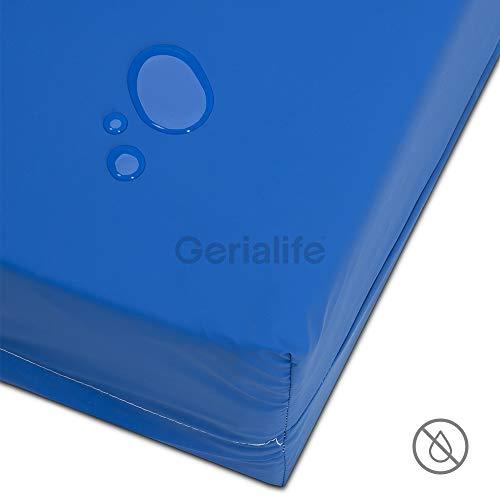 31 p0Spg+eL - Gerialife® Kit antiescaras | Colchón sanitario impermeable HR | Colchón antiescaras de aire (90x190)