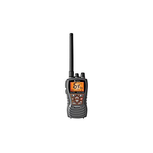 Photo de vhf-portable-flottante-et-etanche-cobra-h350
