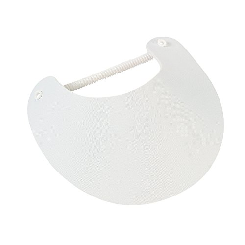 Bulk DIY White Coil Visors - Makes 48 - Crafts for Kids and Fun Home Activities