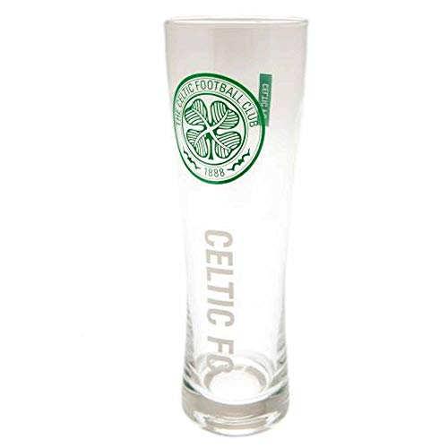 Bhoys Official Celtic FC Football Crest Tall Pint Glass