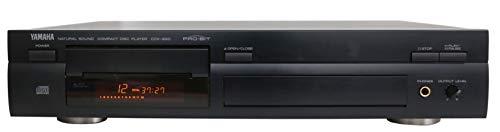 Yamaha CDX-890 CD Player in schwarz