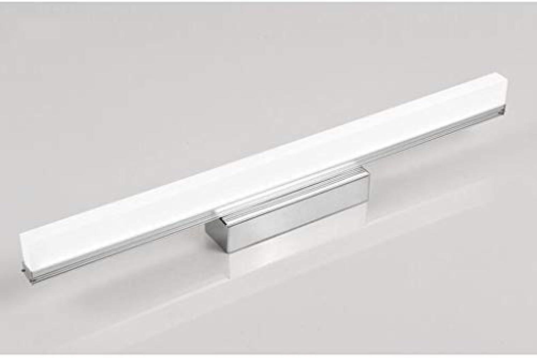 ZTMN Pride S LED Badezimmerspiegelleuchten Badezimmerbeleuchtung Energieeffizienz A + (Farbe  Wei-9w-39cm)