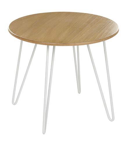 Tavolino design - Spirito 'scandinavo' - Colore : GRIGIO .