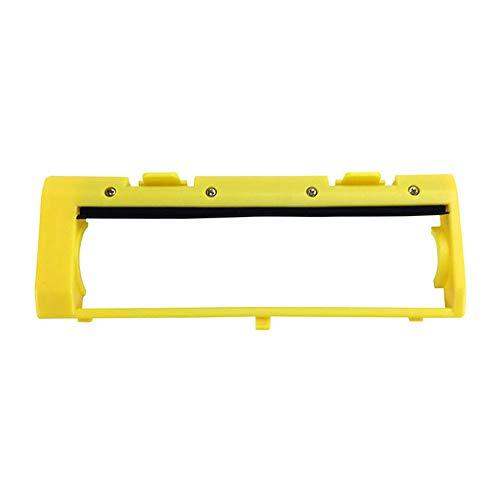 Decdeal Placa de Cubierta del Cepillo del Rodillo Principal de 1 Pieza Compatible con la aspiradora ilife A4 A4S A6