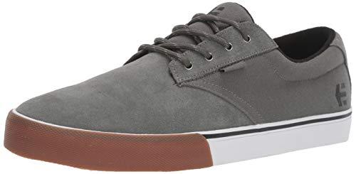 ETNAB|#Etnies Jameson Vulc, Zapatillas de Skateboard Unisex Adulto, 069/Dark Grey/White/Gum 069, 8 EU