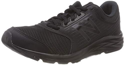 New Balance 411, Zapatillas de Running para Mujer, Negro (Black), 43 EU