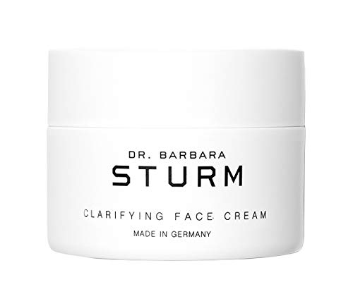 Dr. Barbara Sturm Clarifying Face Cream - Anti-Aging Moisturizer for Blemishes - Formulated with Vitamin C + Vitamin E (50ml)