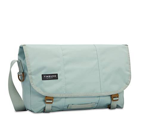 TIMBUK2 Lightweight Flight Messenger Bag, Eucalyptus/Brass, Small