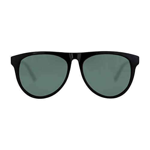 MessyWeekend Louie - Classic, Round Danish Designer Sunglasses with UV400 protection New Tortoise
