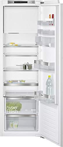 Siemens KI82LADF0 iQ500 Einbau-Kühlschrank mit Gefrierfach / A++ / 209 kWh/Jahr / 286 l / hyperFresh Plus / LED Beleuchtung / superCooling