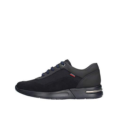 Callagan Pure Casual - Zapatillas deportivas para hombre, color azul