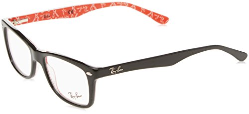 Ray-Ban  RX5228 5057 50-17 Rayban RX5228 5057 50-17 Rechteckig  Brillengestelle 53, Mehrfarbig
