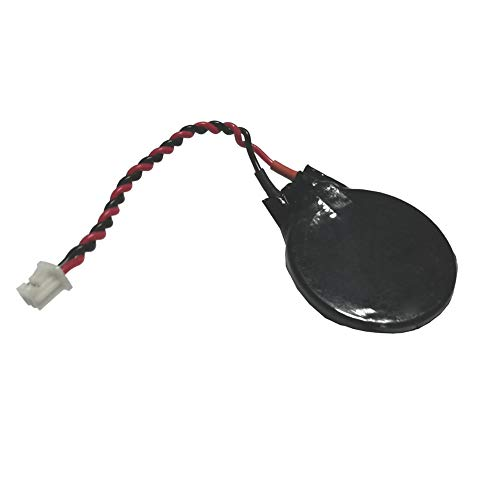 G07 3V CMOS Batterie Battery BIOS CR2032 Stecker 2 polig Stecker Kabel PC Laptop