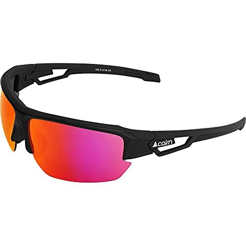 Cairn Flyin - Gafas de Sol, Mat Black, Talla única
