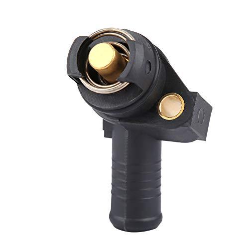 Termostato del enfriador de aceite, Fydun interruptor de temperatura del termostato del refrigerante del enfriador de aceite 1128018 para Mondeo MK3 2.0 2.2 TDDI TDCI