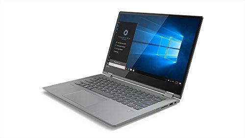 Lenovo Flex 14 2-in-1 Convertible Laptop, 14-Inch IPS Touchscreen Display, Intel Core i7-8550U 1.8GHz, NVIDIA GeForce MX130 Graphics, 16GB DDR4 RAM, 256GB PCIe SSD, 81EM000DUS, Black