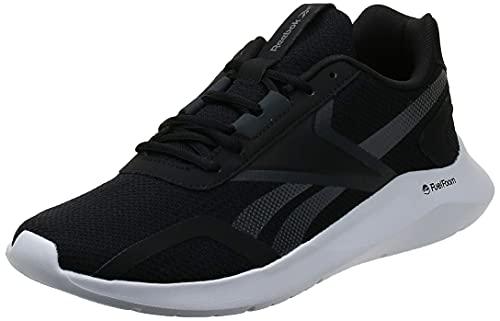 Reebok ENERGYLUX 2.0, Zapatillas de Running Hombre, NEGRO/TRGRY8/TRUGR7, 42.5 EU