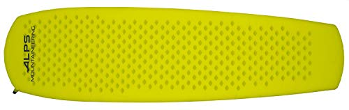 ALPS Mountaineering Agile Self-Inflating Air Pad, Long, Green