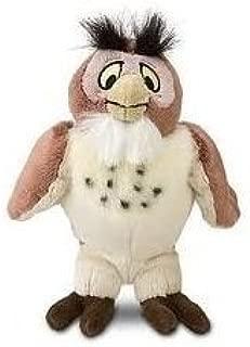 Disney OWL Winnie the Pooh Mini Bean Bag - 7 Inch