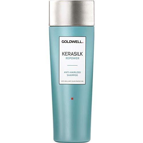 Goldwell Kerasilk Repower - Champú anticaída para cabello (2 unidades de 30 ml)
