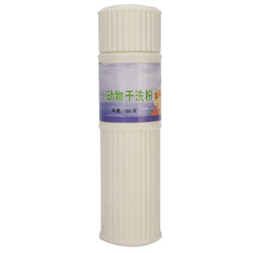 Jarchii Pet Deodorant Shampoo Kleintier-chemische Reinigung Haustier-chemische Reinigung, Haustier-Trockenreinigungspulver Hamsterreinigung Haustier-Trockenreinigungspulver, Haustier für Hamster