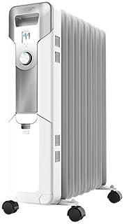 comprar comparacion Cecotec Radiador de Aceite Ready Warm 5650 Space. 9 Módulos, Bajo Consumo, Termostato Regulable, 3 Niveles de Potencia, Si...