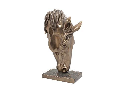 Weird Or Wonderful EQUUS par Nemesis Now – Figurine en bronze moulé à froid Taille XL 59 cm