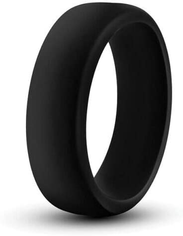 Max 42% OFF Wide Soft Silicone Fun Ćọċḳ Diame Ring Stretchy Inner 1.5