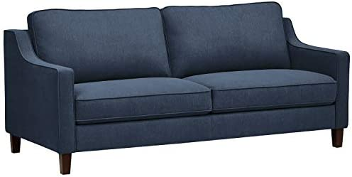 Best Amazon Brand – Stone & Beam Blaine Modern Sofa Couch, 79.5
