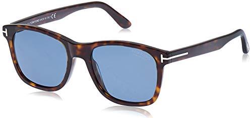 Tom Ford FT0595 52D Dark Havana Eric Oval Sunglasses Polarised Lens Category 3,...