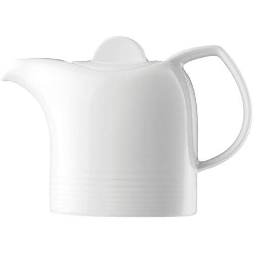 Bauscher 804130 Dialog Dekor Uni Kaffeekanne mit Deckel (6er Pack)